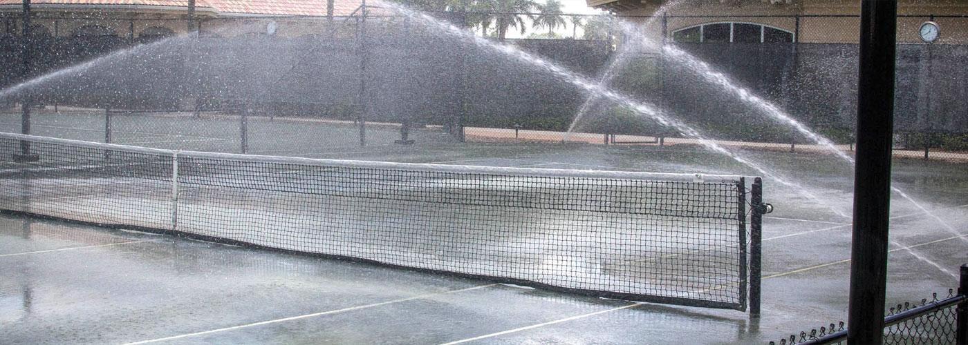 Court Irrigation